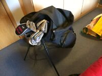Golf clubs available for the price of a bottle of red or some beers, no joke