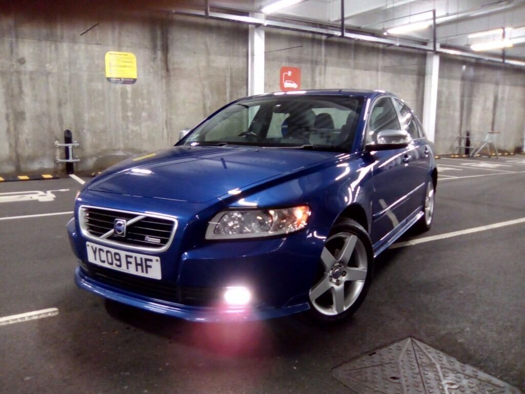 Cars For Sale Edmonton >> VOLVO S40 SPORT R DESIGN 1.6 Diesel 2009 | in Edmonton, London | Gumtree