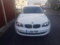BMW 1Series 116 D sport 2011
