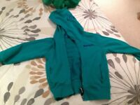 Bench 2-3 year Zip up hoodie, Hooded Top from pet and smoke free home