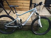 Giant France X4 mountain bike