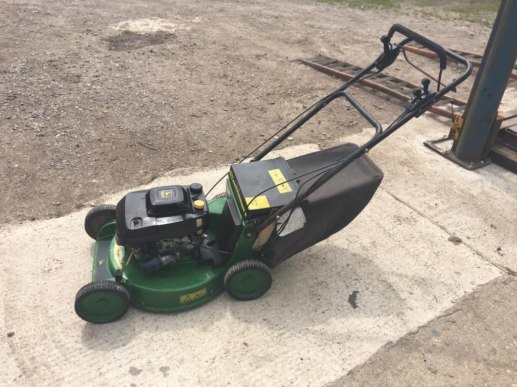 John Deere jx85 industrial mower,