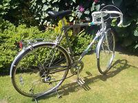 Emmelle Prestige retro road bike