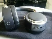 Parrot handphones (Bluetooth wireless)