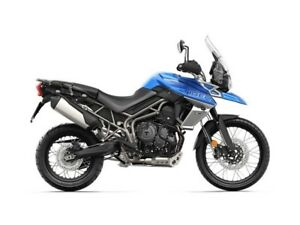 2018 Triumph Tiger 800  XCX Endless Summer $1000 Voucher Ends Se