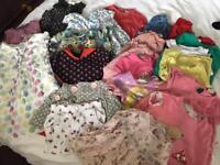 Age 2-3 girls Next Summer bundle