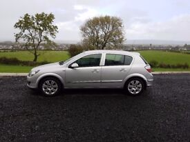 Vauxhall Astra 2006. MOT to August 2018, 2 new tyres, 2 keys, New timing belt August 2018