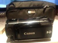 Canon HFS21 64 GB Camcorder - Black