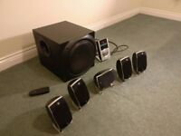 Logitech Z5500 5.1 Surround Sound System