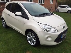 Superb Condition And Great Value 2010 60 KA Titanium Frozen White FSH Climate Control HPI Clear