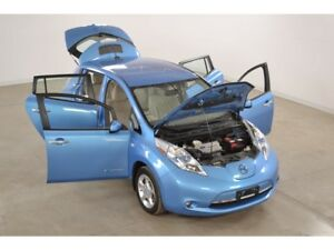 2012 Nissan LEAF SV Quick Charge*GPS*Volant/Sieges Chauffants*