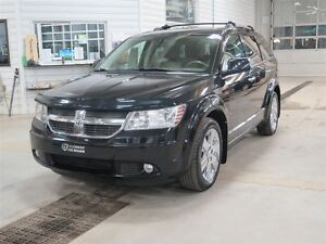 2010 Dodge Journey R/T awd 7 PASSAGER