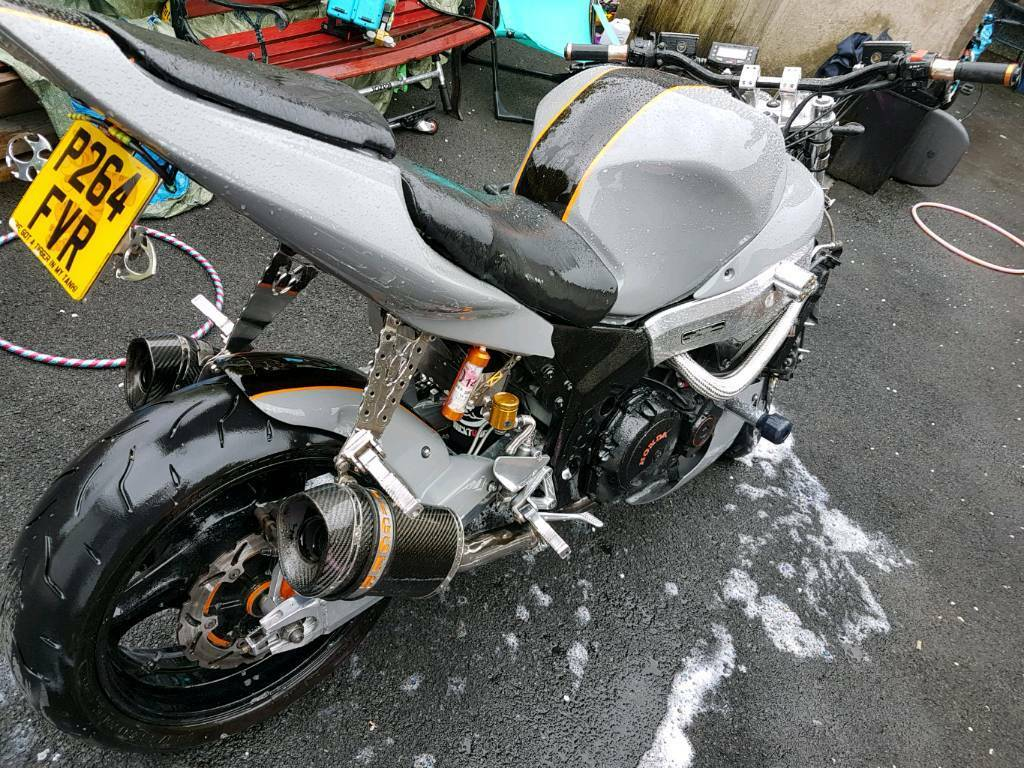 price reduced honda blackbird streetfighter cbr 1100 xx in oswaldtwistle lancashire. Black Bedroom Furniture Sets. Home Design Ideas