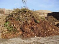 Green waste disposal for gardeners