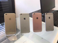 APPLE IPHONE 6S PLUS 64GB UNLOCKED WITH RECEIPT AND WARRANTY