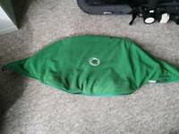 Bugaboo cam 1 Green Fleece hood