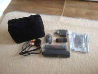 Portable DVD Carry Case