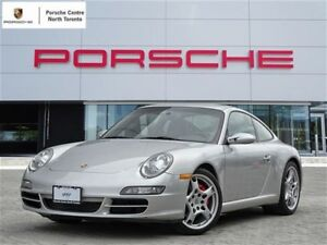 2007 Porsche 911 S, SPORT CHRONO PLUS, MANUAL