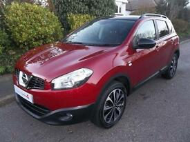 Nissan Qashqai 1.5 dCi [110] 360 5dr (magnetic red) 2013