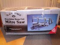 Black Forge Deep Cut Mitre Saw