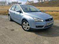 2008 Ford Focus 1.6 Style Long MOT astra golf megane