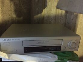 Phillips VCR recorder