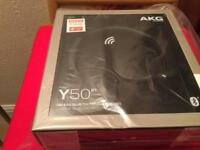Harman AKG YSeries Headphones - Brand New