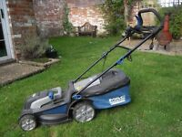 Macallister Electric Lawnmower