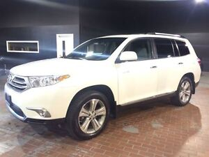 2012 Toyota Highlander ***V6 LIMITED*NAV*7 PASS**
