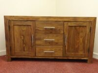 Indian Solid Wood Durban Sideboard