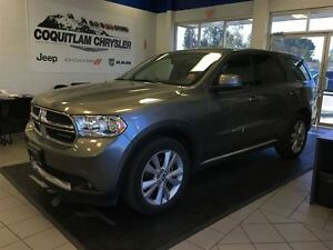 2013 Dodge Durango SXT fully loaded