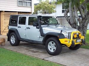 2010 Jeep Wrangler Unlimited Convertible Aitkenvale Townsville City Preview