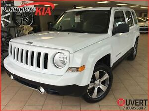 2016 Jeep Patriot NORTH LIMITED 4X4 CUIR TOIT OUVRANT