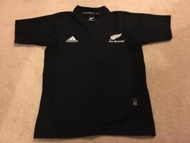 2008 New Zealand All Blacks Rugby Shirt