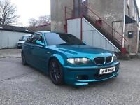 2003 BMW 330d M Sport Individual - Atlantis Blue - Remapped - Lowered