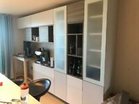 Gorgeous kitchen units and appliances for sale urgently, buyer to collect.