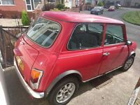 Classic 1991 Mini Mayfair Automatic VERY LOW MILEAGE