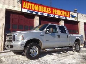 2007 Ford F-250 SUPER DUTY XLT