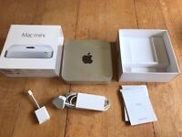 Apple Mac Mini 2.5 GHz Intel Core 8GB 1TB HD with 10 months Apple Care