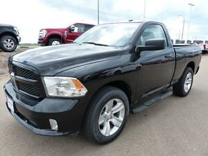 2014 Ram 1500 Express, RWD, A/C, Tow Hitch