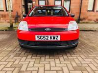For sale Ford Fiesta 1,3 petrol manual mot sep-2018