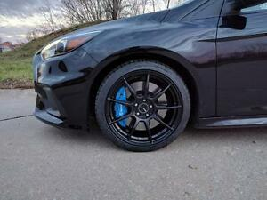 "Ford Focus Wheels ENKEI TS9 18""  - ST / RS Fitment. ( * WheelsCo * )"