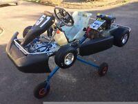 Honda Cadet Kart