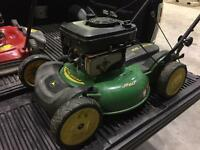 John Deere Push Mower