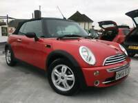 2007 MINI CONVERTIBLE 1.6 PETROL.F/S/H.