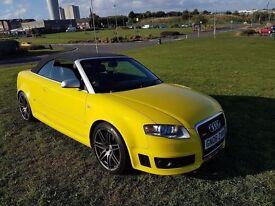 2006 audi rs4 cabriolet 4.2 v8