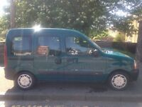 Renault Kangoo 1.2 2003 (03)**Wheelchair Accessible**Full Years MOT**Low Mileage**And ONLY £1995