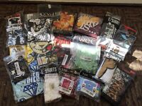 Official Music/Superhero/Gamer T-Shirts/Hoodys Clearance Joblot