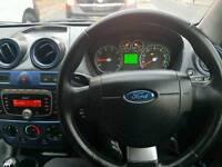 Ford fiesta Zetec 1.4 petrol SWAPS