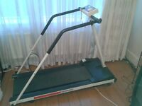 Dynamix Motorised Treadmill. Foldable, Good Condition, Stockport